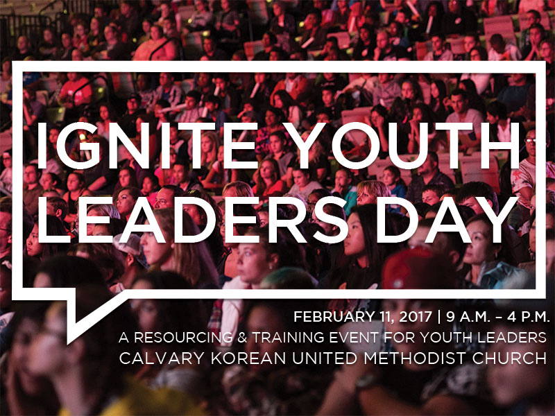 Ignite Youth Leaders Day 2017